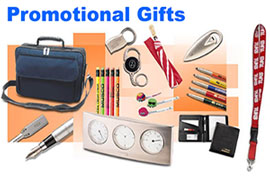 Promotional gifts